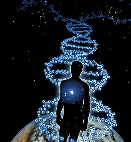 A Monologue on Activating our DNA