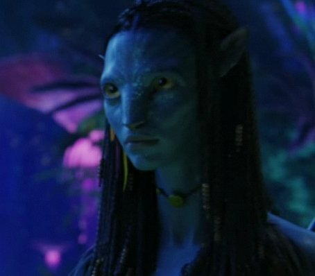 Neytiri of the Na'vi